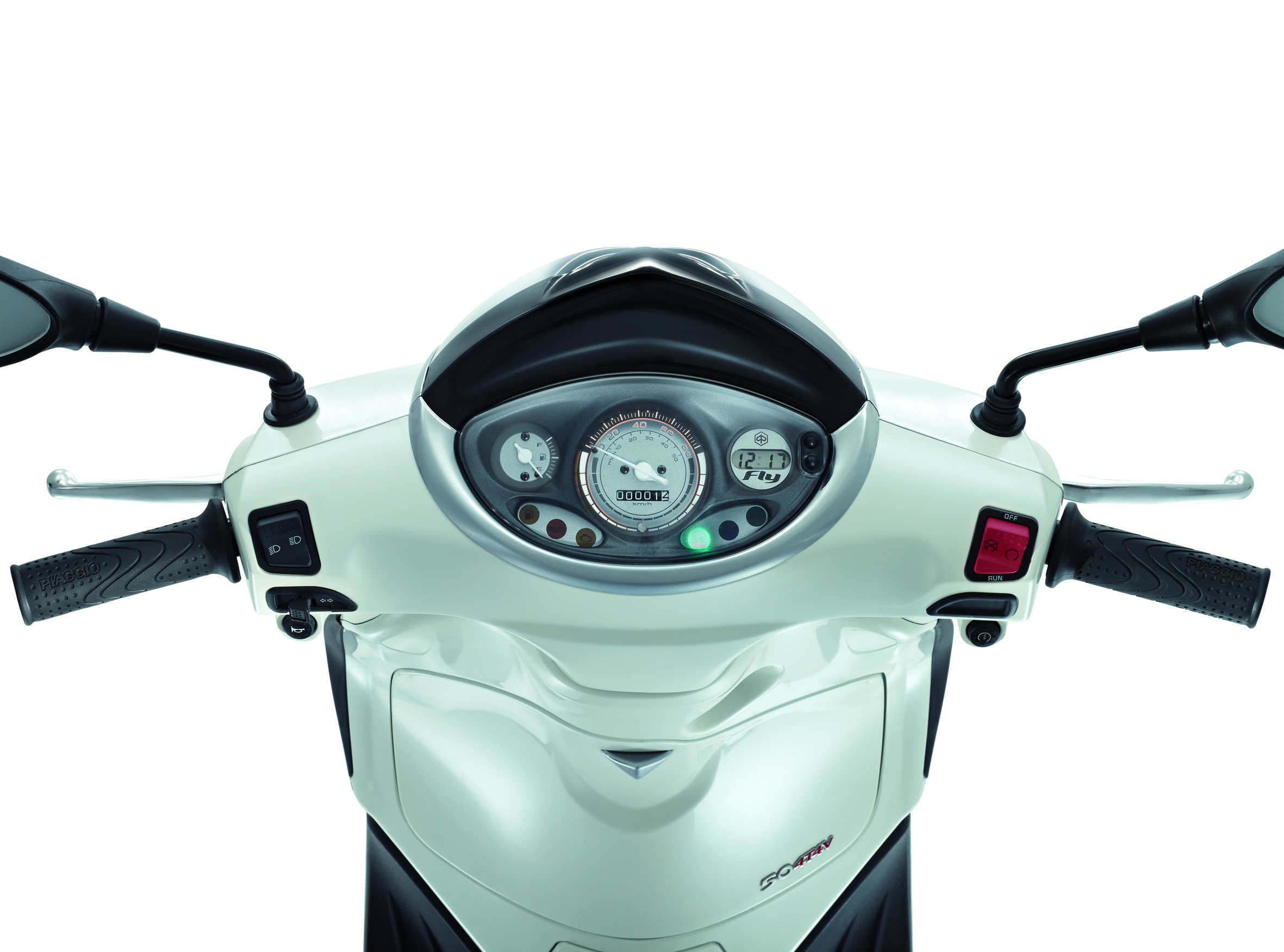 new piaggio fly 50 4 stoke 4v 2012 | cd scooters