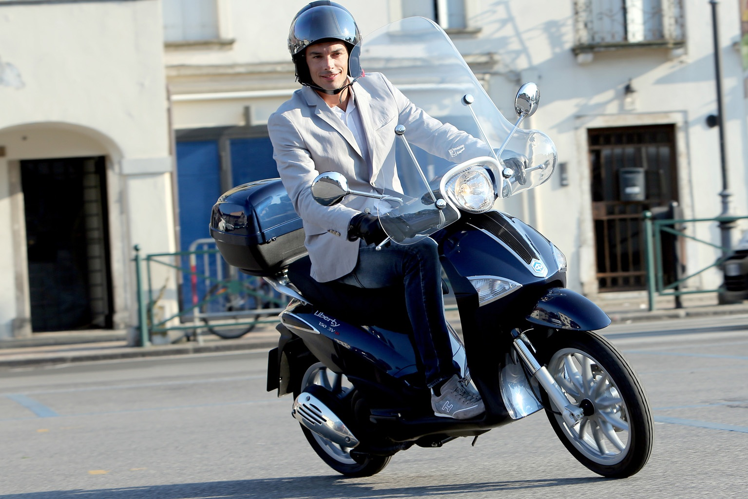new piaggio liberty 125 3v ie cd scooters. Black Bedroom Furniture Sets. Home Design Ideas