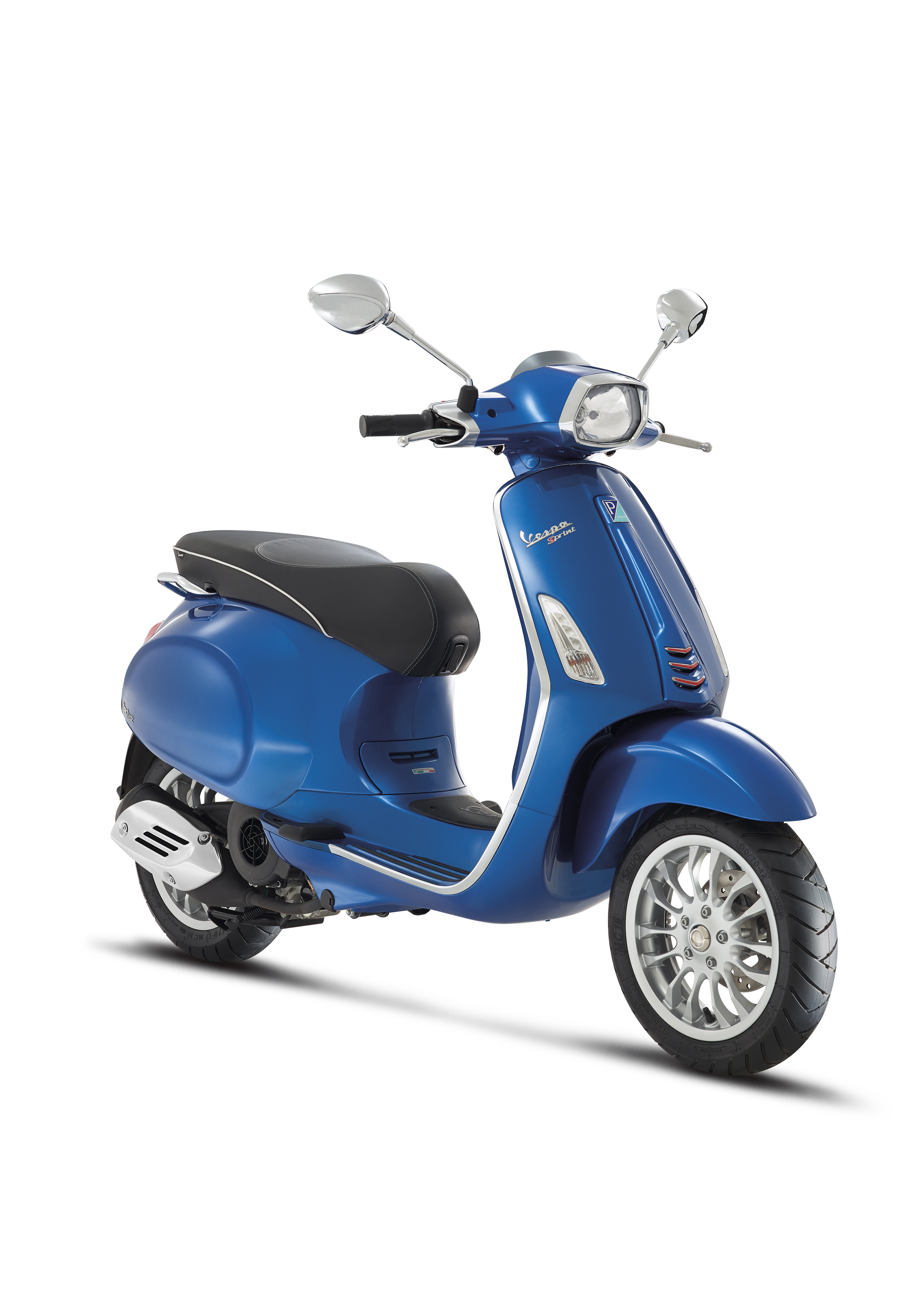 new vespa sprint cd scooters. Black Bedroom Furniture Sets. Home Design Ideas
