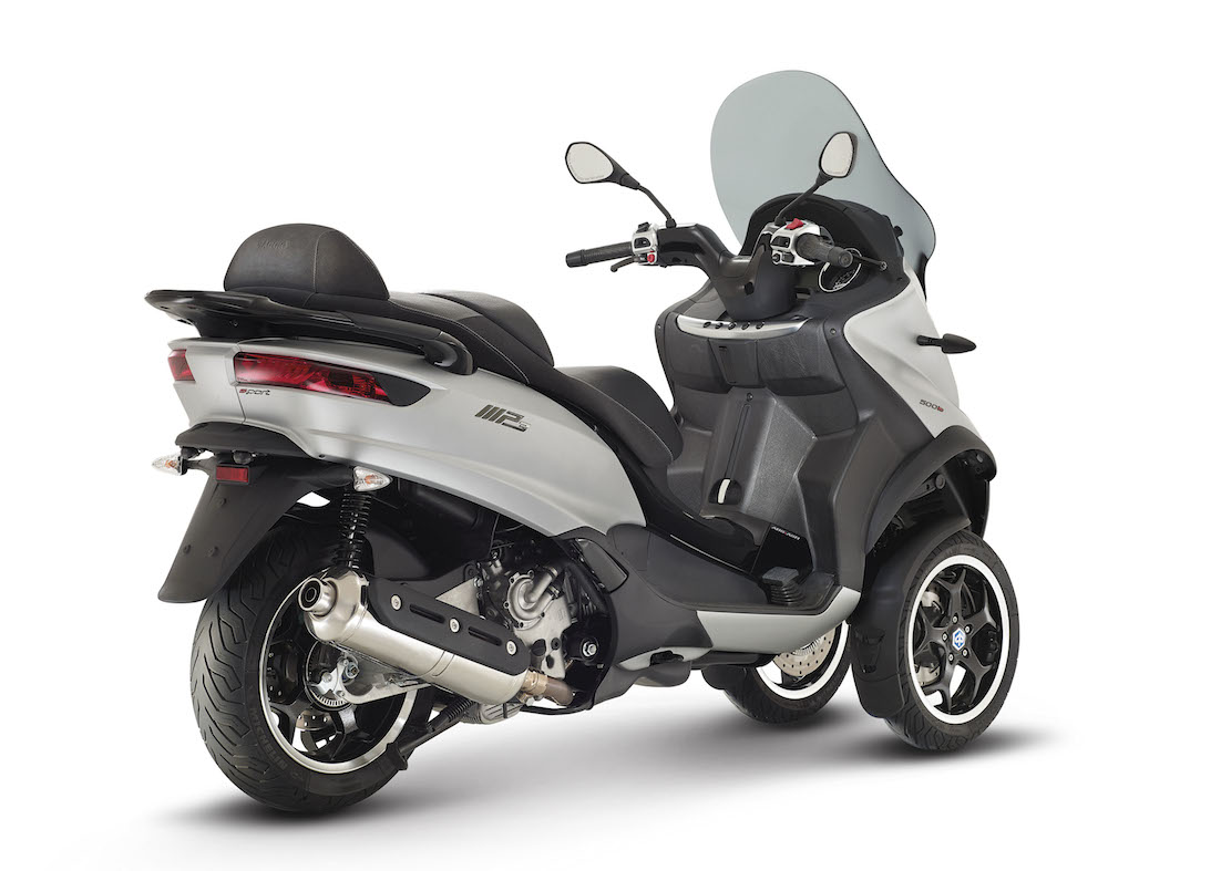 new piaggio mp3 500 abs/asr | cd scooters