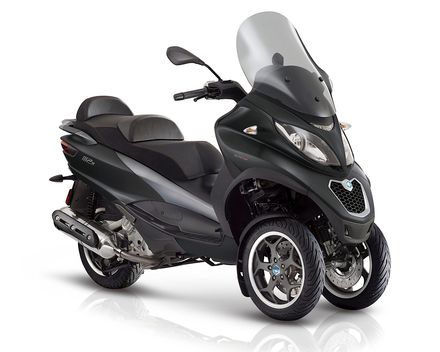 cd scooters piaggio mp3 500 lt sport trike abs asr. Black Bedroom Furniture Sets. Home Design Ideas
