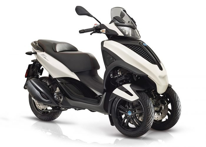 cd scooters – piaggio mp3 yourban 300 lt (trike)