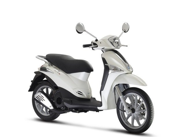 cd scooters piaggio liberty 125 3v abs. Black Bedroom Furniture Sets. Home Design Ideas