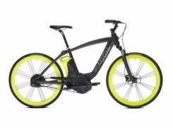 Piaggio's New Electric Bicycle