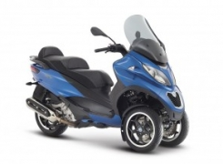 New Piaggio MP3 500 ABS/ASR