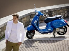 New Vespa GTS ABS
