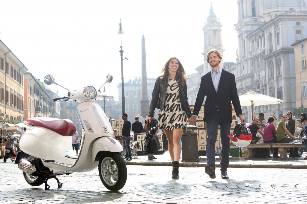 Vespa Primavera the facts…