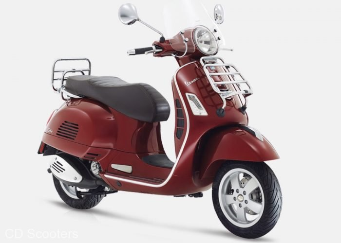 Cd Scooters Vespa Gts 125 Touring