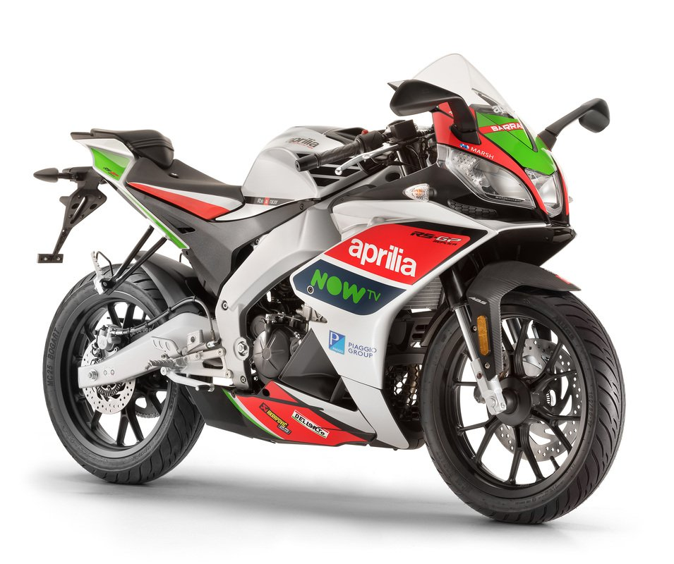 cd scooters aprilia rs 125 moto gp replica. Black Bedroom Furniture Sets. Home Design Ideas