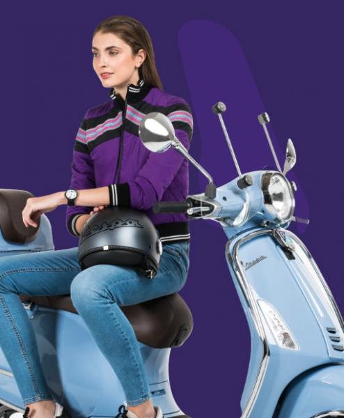 Genuine Vespa Scooter Accessories