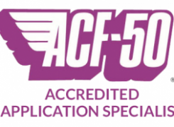 ACF50 application centre