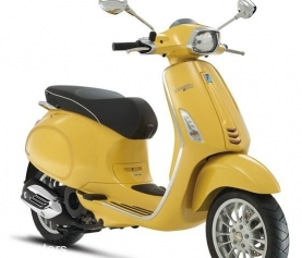 New Vespa Sprint